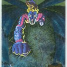 X-Men 95 Ultra #9 Gold Foil Powerblast Card Archangel