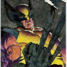 X-Men 95 Ultra #7 Silver Foil Powerblast Card Wolverine