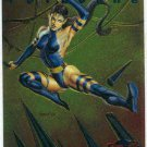 X-Men 95 Ultra #7 Sinister Chromium Card Psylocke