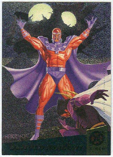 X-Men 94 Ultra #1 Fatal Attractions Foil Card