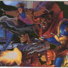 X-Men 94 Ultra #8 Team Portraits Card Gambit and Bishop