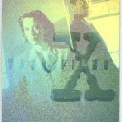 X-Files Season 2 1996 #X4 Hologram Card Scully & Mulder