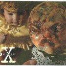 X-Files Season 3 1996 #X3PF 1 Finest Chromium Card