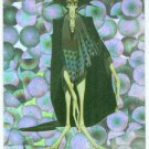 Wayne Barlowe Alien World #P3 Prism Chase Trading Card