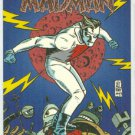 Wizard Creators Portfolio Promo #1 Madman