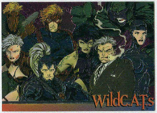 Wizard Series 3 Promo #3 WildC.A.T.S