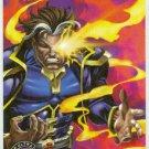 X-Men 1995 Alternate X #6 X-Man Embossed Chase Card