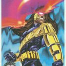 X-Men 1995 Alternate X #8 Cyclops Embossed Chase Card