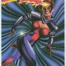 X-Men 1995 Alternate X #12 Jean Grey Embossed Chase Card