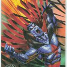 X-Men 1995 Alternate X #13 Mr. Sinister Embossed Chase Card