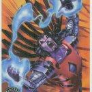 X-Men 1995 Alternate X #14 Sinister Embossed Chase Card