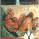 X-Files Season 1 1995 #P4 Promo Card