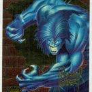 X-Men Chromium #39 Gold Foil Signature Card