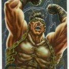 X-Men Chromium #46 Gold Foil Signature Card
