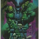 WildC.A.T.s 1994 #P12 Painted Chromium Chase Card