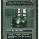 Star Wars CCG LIN-V8M (Elleyein-Veeateemm) DS Game Card Unplayed