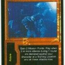 Terminator CCG Trench Warfare Precedence Game Card Unplayed