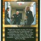 Terminator CCG Unit Deployment Precedence Game Card Unplayed