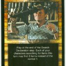 Terminator CCG What Will It Be Precedence Game Card Unplayed