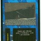 Terminator CCG Sunglasses Precedence Game Card Unplayed