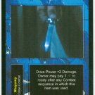 Terminator CCG Switchblade Precedence Game Card Unplayed