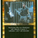 Terminator CCG Your Clothes Precedence Game Card Unplayed