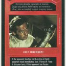 Star Wars CCG Limited Resources DS Uncommon Game Card Unplayed