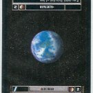 Star Wars CCG Alderaan Uncommon LS Limited Game Card Unplayed