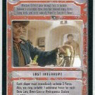 Star Wars CCG Beru Stew Premiere Uncommon LS Game Card Unplayed