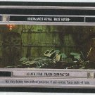 Star Wars CCG Death Star Trash Compactor Uncommon LS Card Uplayed