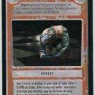Star Wars CCG Mantellian Savrip Rare LS Limited Game Card Unplayed