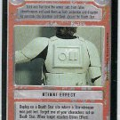 Star Wars CCG Plastoid Armor Uncommon LS Game Card Unplayed