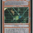 Star Wars CCG Rebel Planners Rare LS Limited Game Card Unplayed
