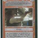 Star Wars CCG Special Modifications Uncommon LS Game Card Unplayed