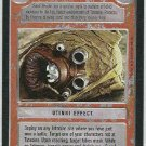 Star Wars CCG Tusken Breath Mask Uncommon LS Game Card Unplayed