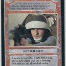 Star Wars CCG Warrior's Courage Rare LS Limited Game Card Unplayed