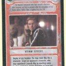 Star Wars CCG Yerka Mig Uncommon LS Limited Game Card Unplayed