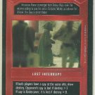 Star Wars CCG Nevar Yalnal Rare DS Limited Game Card Unplayed