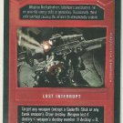 Star Wars CCG Overload DS Premiere Limited Game Card Unplayed