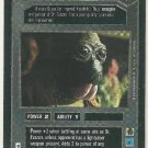 Star Wars CCG Ponda Baba Uncommon DS Limited Game Card Unplayed