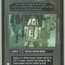 Star Wars CCG R4-M9 (Arfour-Emmnine) DS Limited Game Card Unplayed