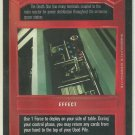 Star Wars CCG Reactor Terminal Uncommon DS Game Card Unplayed