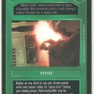 Star Wars CCG Restraining Bolt DS Limited Game Card Unplayed