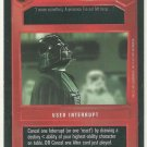 Star Wars CCG Sense Uncommon DS Limited Game Card Unplayed