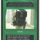 Star Wars CCG Stormtrooper Backpack DS Limited Game Card Unplayed