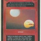 Star Wars CCG Sunsdown Uncommon DS Limited Game Card Unplayed