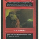 Star Wars CCG Takeel DS Premiere Limited Game Card Unplayed