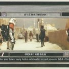 Star Wars CCG Tatooine Mos Eisley DS Limited Game Card Unplayed