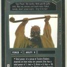 Star Wars CCG Tusken Raider DS Limited Game Card Unplayed