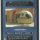 Star Wars CCG Ubrikkian 9000 Z001 DS Limited Game Card Unplayed